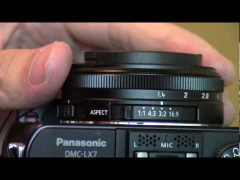 Panasonic Lumix DMC-LX7 - Review Of Its Best Features