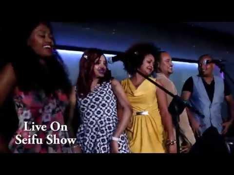 Seifu Show - Dani Zewedu Live on KEFET.COM