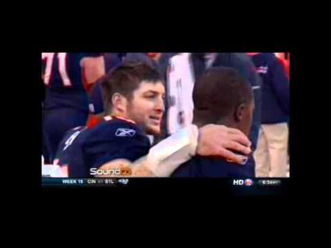 Tebow: His Prayers & Sportsmanship