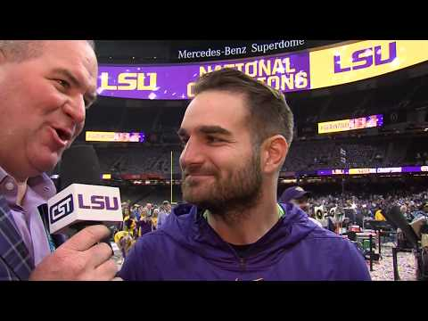 A Historical Win and Season for the LSU Tigers