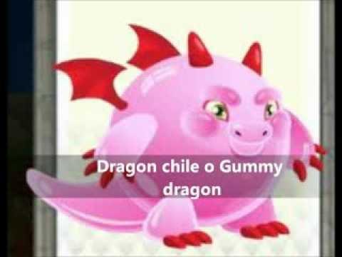 el Dragon Cool Fire (Fuego Fresquito) - COMBINACIONES Dragon City
