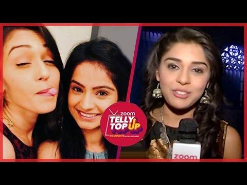 Video Tanya Sharma Is Happy About Her Elder Sister's Debut | Raja & Rani's Off Camera Masti download in MP3, 3GP, MP4, WEBM, AVI, FLV January 2017