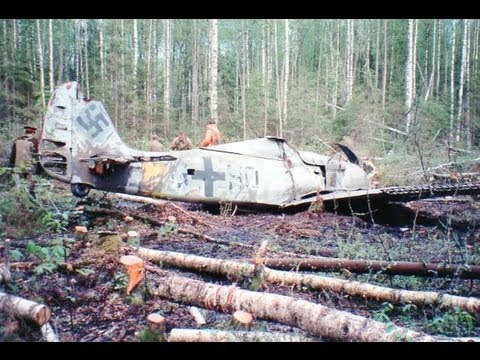Ww2 Abandoned Or Crashed Aircraft http://tube.7s-b.com/wwii+plane+wreckage+found/