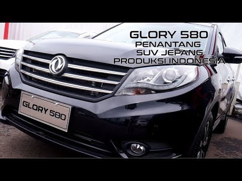 DFSK Glory 580 AT 1 5L Luxury