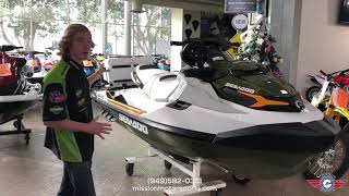 6. Do you love to Fish? This is why you should buy the 2019 Sea Doo Fish Pro