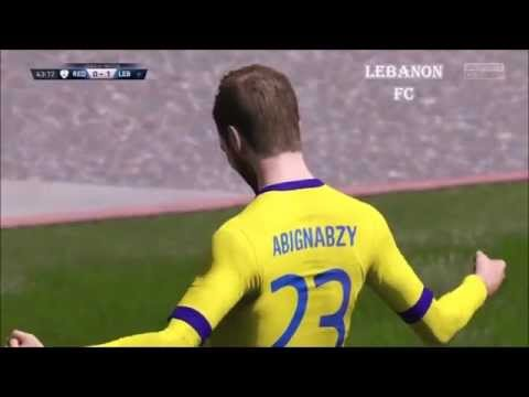 FIFA 16 - PRO CLUB - Lebanon FC - GOALS (PS4) #1