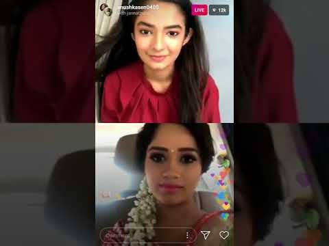 Video Tu Aashiqui : - Balveer : Actor's Anushka Sen Jannat Zubair Live Video | 8th September 2018 download in MP3, 3GP, MP4, WEBM, AVI, FLV January 2017