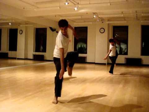 Atul dancing in NY