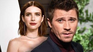 Emma Roberts Spotted Kissing Garrett Hedlund After Rumored Split with Evan Peters