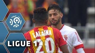 RC Lens - AS Monaco (0-3)  - Résumé - (RCL - MON) / 2014-15