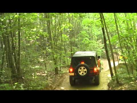 GATrailRiders.com - Off-roading at Beasley Knob (GA)