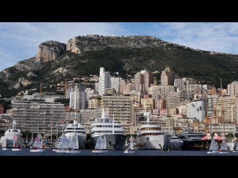 Monaco Optimist Team Race 2017 - Day 3