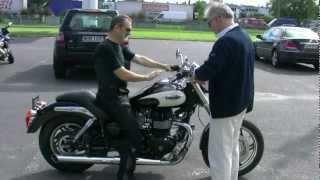 7. Triumph Speedmaster 2010