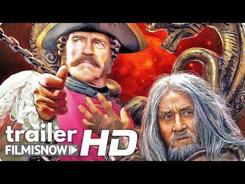 THE IRON MASK (2020) Trailer NEW | Arnold Schwarzenegger & Jackie Chan Action Fantasy Movie