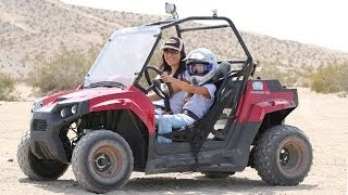9. Riding the Mini RZR 170 Clone- Avenger 150cc- Blades 150cc in the desert