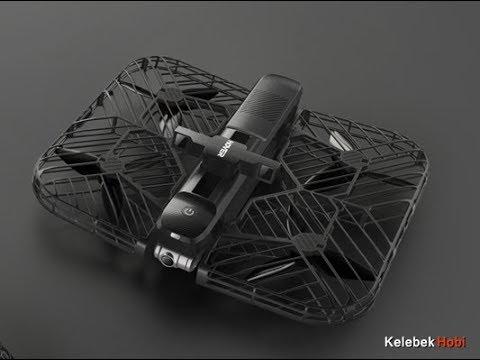 Hover 2 | Optik Radar | 4k Kameralı | 5 km uçuş menzili | 23 dakika uçuş süresi