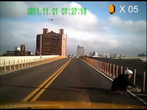 中豐路橋瑪力歐,吃金幣也要注意安全!