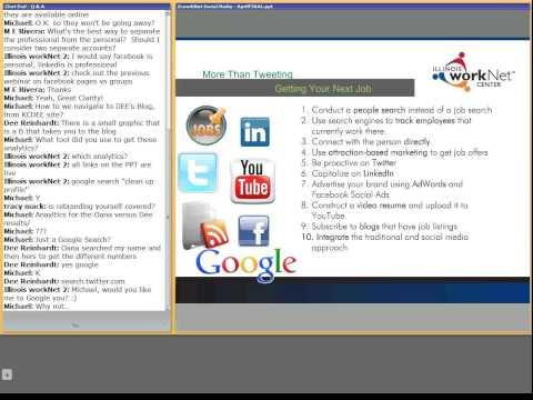 WPP – Social Media – More Than Tweeting April 23, 2010