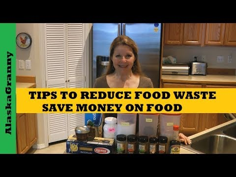 Tips To Stop Wasting Food