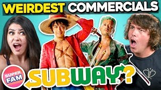 Video Adults React To Commercials That Make No Sense (Guessing The Product) MP3, 3GP, MP4, WEBM, AVI, FLV Agustus 2019