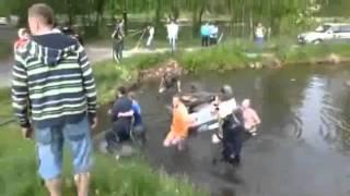 Rally Race Car Rescue