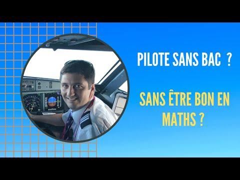 Comment DEVENIR PILOTE DE LIGNE SANS LE BAC ?