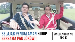 Video Aslinya Jokowi Terungkap! Boy William Kaget! - #NebengBoy S2 Eps. 13 MP3, 3GP, MP4, WEBM, AVI, FLV Juli 2019