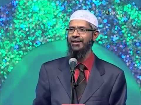Dr. Zakir Naik – A good debate about Hinduism and its believes