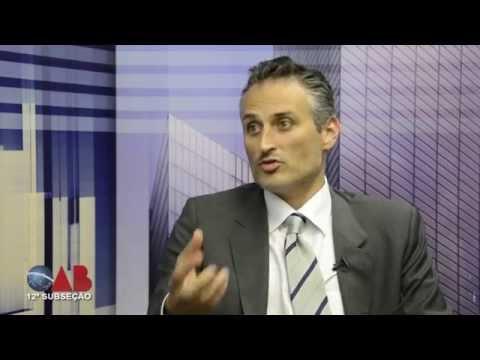 OAB na TV On Line – nº 52 – ENTREVISTADO – Dr. Daniel Salomão