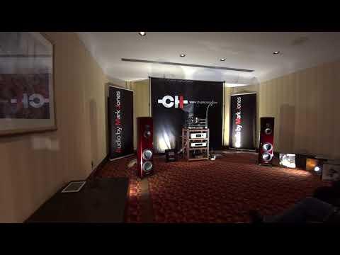 Salon Audio Montréal Audio Fest 2018 - Magico S3 Mk.2 - Kronos