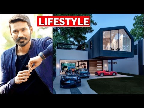 Dhanush Lifestyle 2020, Income, House, Cars, Luxurious, Family, Biography & Net Worth