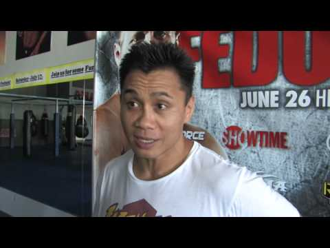 Cung Le vs Scott Smith 2 PreFight Interview