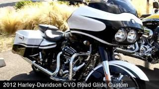 6. MotoUSA 2012 Harley-Davidson CVO Road Glide Custom