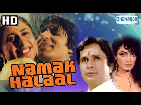 Video Namak Halaal{HD} - Amitabh Bachchan, Smita Patil, Parveen Babi -Old Hindi Films-(With Eng Subtitles) download in MP3, 3GP, MP4, WEBM, AVI, FLV January 2017