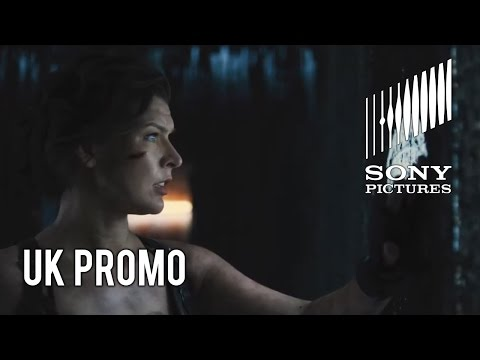 Resident Evil: The Final Chapter (UK TV Spot 'Discover')