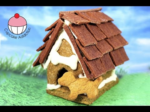 gingerbread - Today my very special guest (aka my Mum!) & I made Christmas Gingerbread Dog Kennels so her dogs can join in on the Holidays! Subscribe to Cooking For Dogs: http://bit.ly/1GAOPCj Visit Cooking...