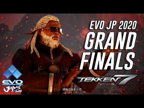 EVO Japan 2020 Grand Finals | Book vs. Mikio | TEKKEN 7