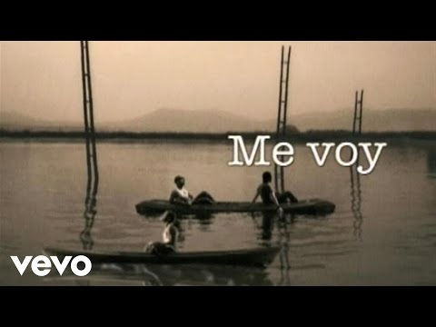 Me Voy - Camila (Video)