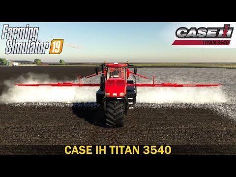 Case IH Titan 3540 Self-Propelled Spreader v1.0