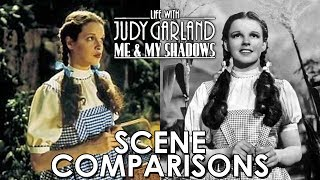 Judy Garland and Life with Judy Garland: Me and My Shadows (2001) - scene comparisons