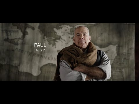 Acts Episode 8 Paul - Eyewitness Bible Series
