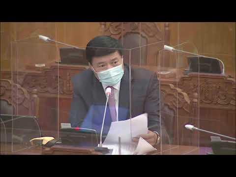 С.Чинзориг: Монгол улс нэгдэж орсон НҮБ-ийн конвенцийн эсрэг хуулийн төслийг өргөн барьсан