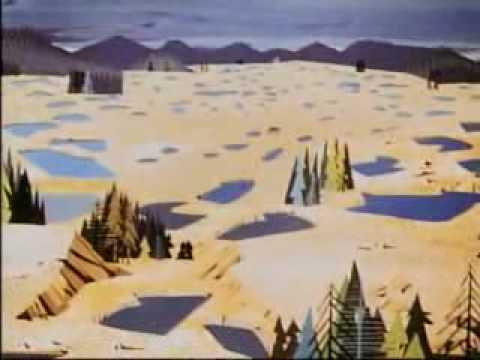 Walt Disney - Paul Bunyan (1/2) - 1958