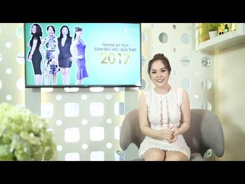 Diễn viên Dương Cẩm Lynh chia sẻ cảm nghĩ về công nghệ Contri UltraShape