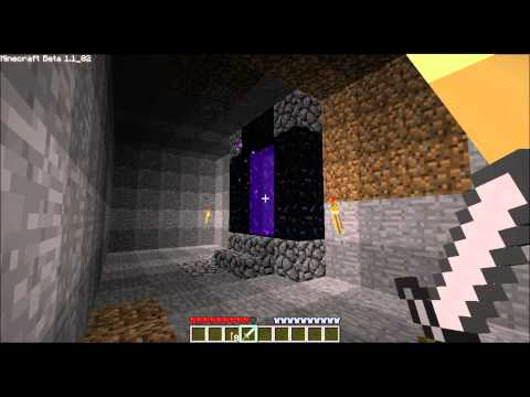 preview-Let\'s Play Minecraft Beta! - 015 - Seasons\' Greetings!.....from the Nether..... (ctye85)