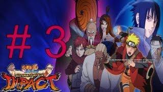 Naruto Ultimate Ninja Impact - 100% Walkthrough Part 3