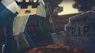 "Minecraft MAZE RUNNER - ""THE FUNERAL •"" (Minecraft Maze Runner Roleplay Ep 9)"
