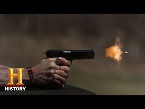 Forged in Fire: The Bulletproof Blade Tests (Season 5, Episode 12)   History