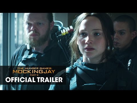 جينيفر لورانس تواصل حربها ضد الرئيس في الإعلان النهائي لفيلم The Hunger Games: Mockingjay Part 2