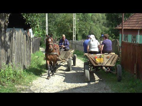 Romania, Village Life in Transylvania - Thời lượng: 29 phút.
